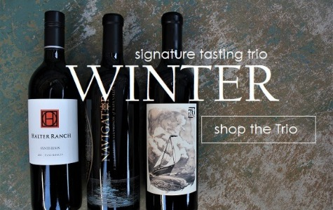 Signature Tasting Trio | WINTER