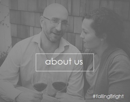 Learn More About Us | Continue the conversation at #fallingBright
