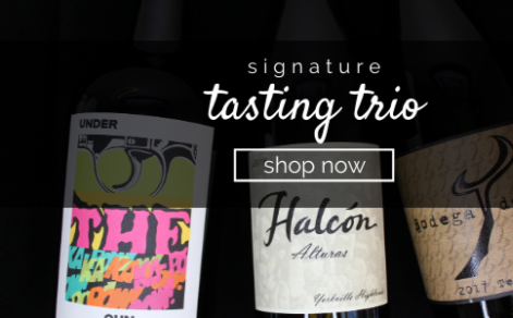 Signature Tasting Trio | shop now